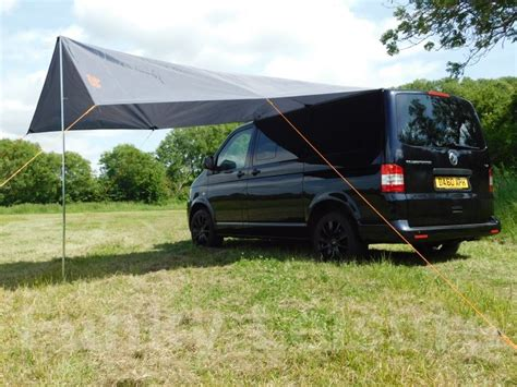vw t5 awnings for sale vw t4 t5 t6 transporter sun canopy awning sierra yellow