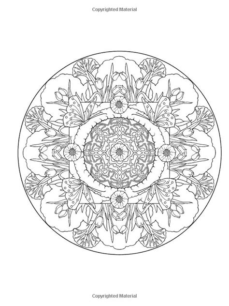 nature mandalas coloring book marty noble 1000 images about mandala on coloring