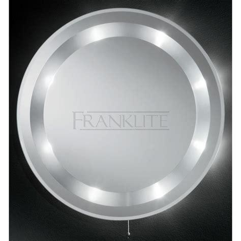 Low Voltage Bathroom Lights Franklite Bathroom 8 Light Low Voltage Illuminated Mirror Franklite From Castlegate Lights Uk