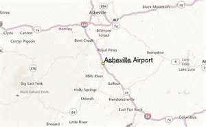 airports in carolina map asheville airport weather station record historical