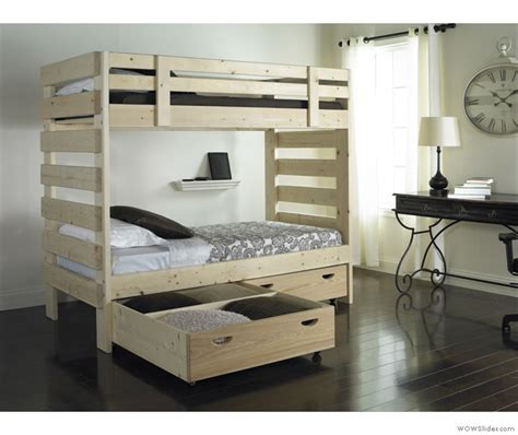 amazing Space Saving Storage Beds #1: model_1_tall_non_stackable_storage.jpg