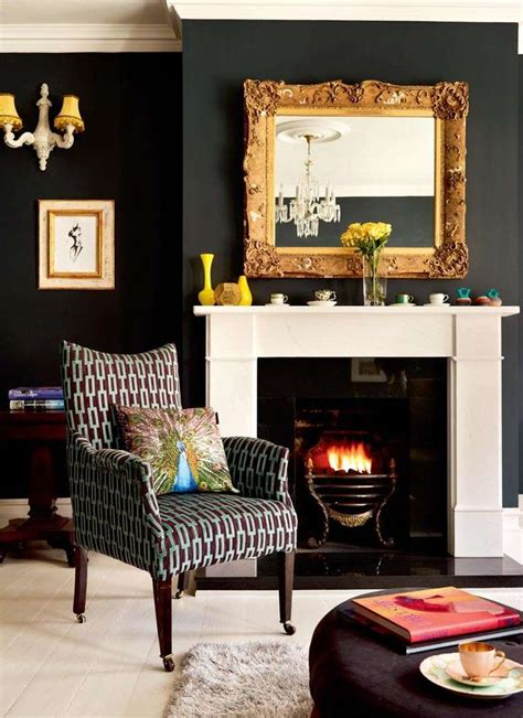 Period Living Room With A Transforming A Maisonette Period Living