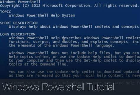 github powershell tutorial the beaglebone by derek molloy best online short courses