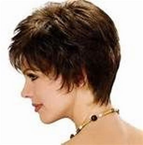 hairstyles for thin hair women over 60 short haircut for women over 60