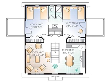 shop apartment floor plans garage apartment plans 2 car carriage house plan with