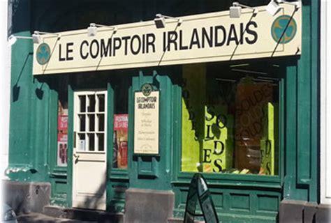 comptoir irlandais brest clermont ferrand le comptoir irlandais