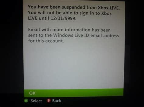 Can I Pay For Xbox Live With A Gift Card - how to unban your xbox live account that is banned until 12 31 9999 by tricking