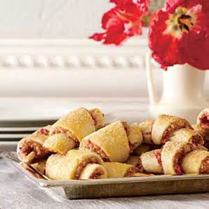 Cinnamon Roll Cheese Almond Uk 20 Cm almond cranberry rugelach recipe at womansday