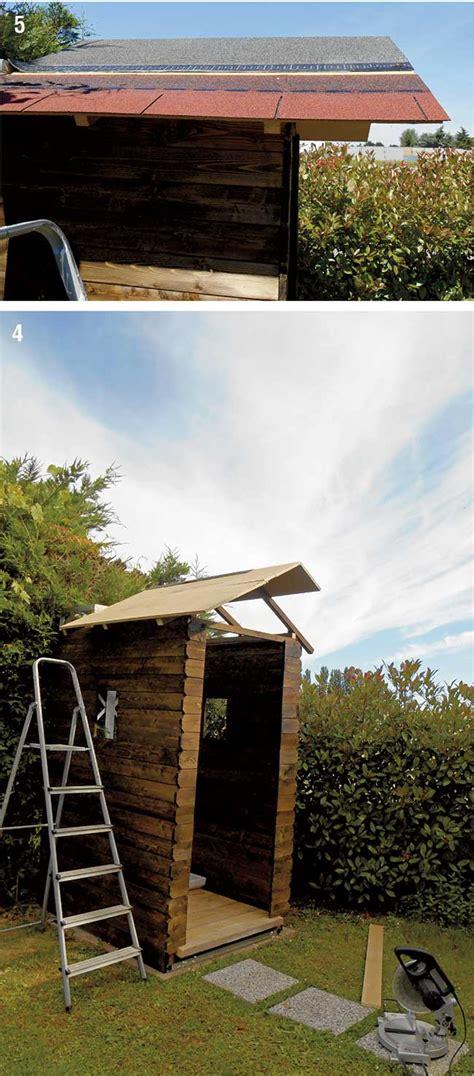 doccia per giardino doccia da giardino fai da te rivestita in legno fai da