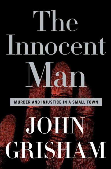 libro the innocent john grisham npr