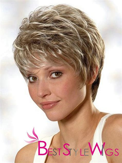 wigs to try hairstyles cheap short curly wigs human hair short curly gray