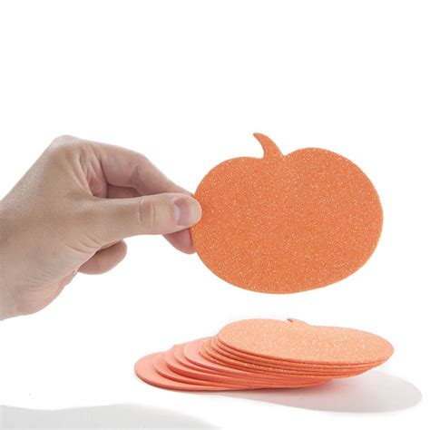 orange craft for orange craft foam pumpkins fall craft supplies fall