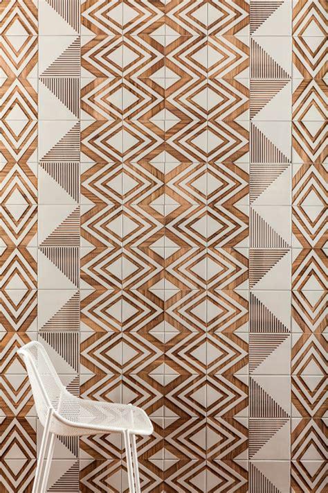 tribal pattern origins wood tile that explores brazilian history design milk