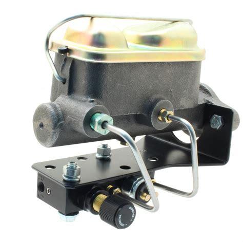 Mounted Cylinder Batu Tuner Size 10 X 16 X 3mm 1964 1973 ford mustang ranchero master cylinder kit adjustable valve ebay