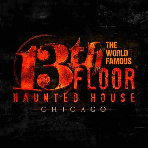 floor haunted house  chicago illinois