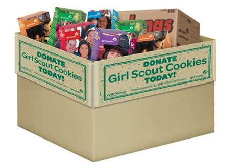 How To Make A Donation Box Out Of Paper - cookie donation box you can print out the quot donate quot flaps