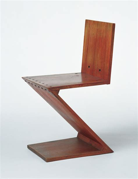 designer furniture chair designs by gerrit thomas rietveld designer