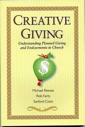 planned giving in a nutshell books creative estate planned giving book