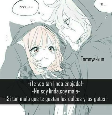 imagenes anime con fraces bonitas de amor y de amistad frases de anime by lupita saucedo 339481077 i ntere st