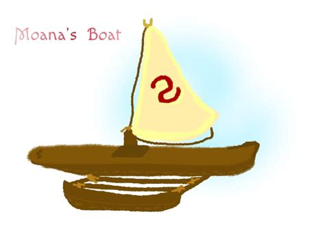 moana boat drawing moana s boat by heatherlight11 on deviantart