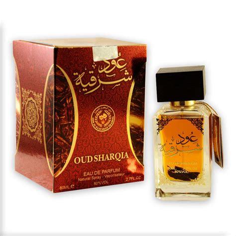 Parfum Oud by Oud Sharqia Perfume Spray For Oudh Wood Inside 80ml Musk Sweet Warm Spicy Ebay