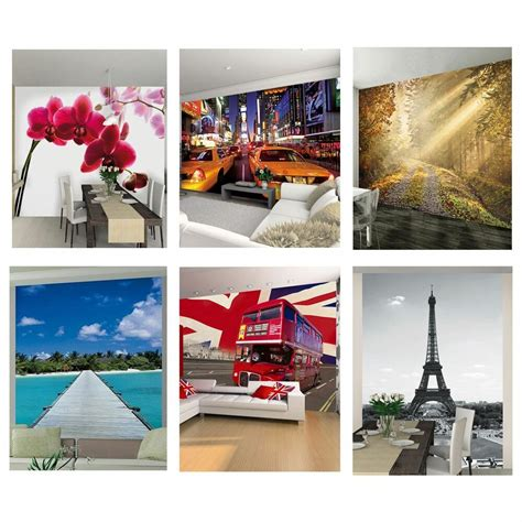 wall murals room decor large photo wallpaper  sizes