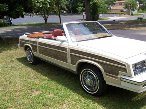 1984 Chrysler Lebaron by 1c3bc55g7eg131271 Chrysler Lebaron Town Country