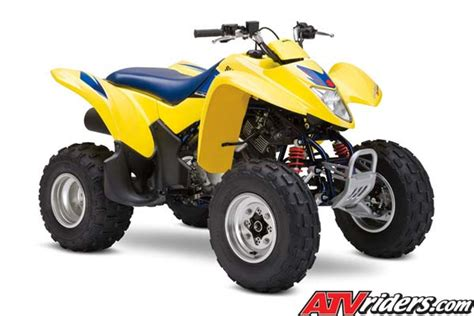 2009 suzuki quadsport z250 youth atv features benefits