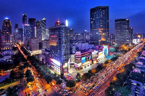 Best Mba China Shenzhen by Guangzhou Shenzhen Beijing Top Three In Cbd