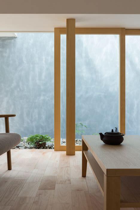 indoor outdoor space enclosed walkway  privacy