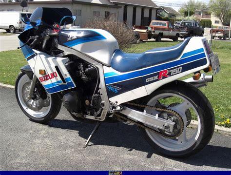 Suzuki Gsx 750 Es 1986 Suzuki Gsx 750 Es Moto Zombdrive