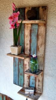 pallet storage shelf pallet furniture ideas