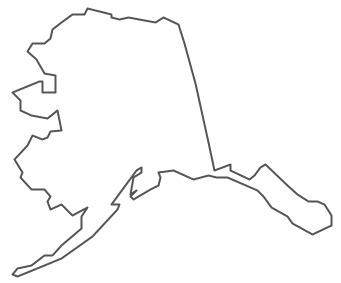 how to draw the usa map geo map usa alaska