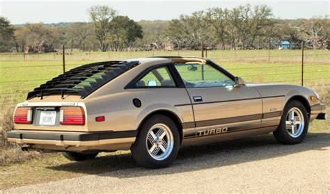 1983 datsun 280zx turbo one owner 1983 datsun 280zx turbo 2 2 5 speed for sale on