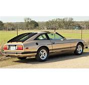 One Owner 1983 Datsun 280ZX Turbo 2 5 Speed For Sale On