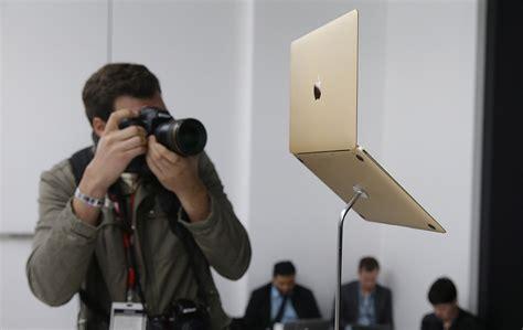 Macbook Emas macbook emas menawan penilan pertama apple