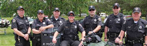 Officer In Michigan by Department Huron Clinton Metroparks