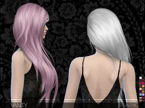 vanity female hair by stealthic at tsr sims 4 updates vanity female hair by stealthic at tsr 187 sims 4 updates