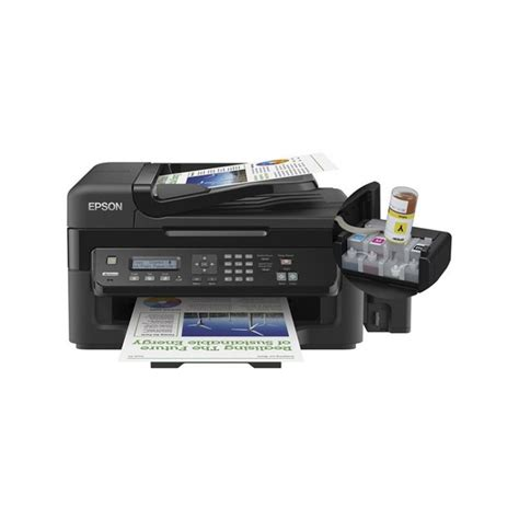 Printer Epson L565 All In One Print Scan Copy Fax Adf Wifi Infu Jual Printer Epson L565 All In One Print Scan Copy Fax