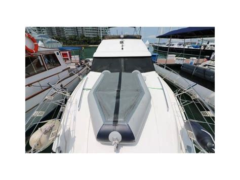second hand boats for sale singapore princess yachts 360 flybridge in singapore motor yachts