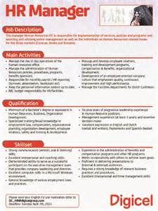 Advertising Executive Description by Executive Resume Advertising Account Executive Description Digital Marketing Manager