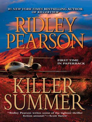 Killer Summer By Ridley Pearson 183 Overdrive Ebooks