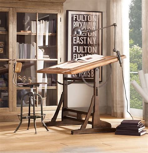 Restoration Hardware Drafting Table 10 Gifts For Architects And Designers