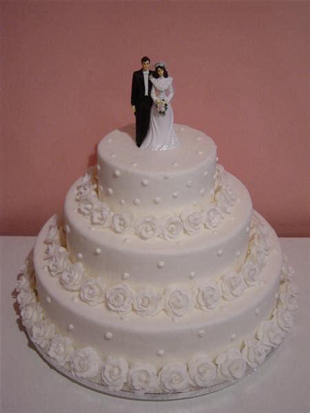 Wedding Purity Wedding Cake