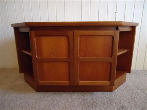 Nathan Tv Cabinet by Retro Teak Nathan Tv Stand Unit Cabinet Entertainment