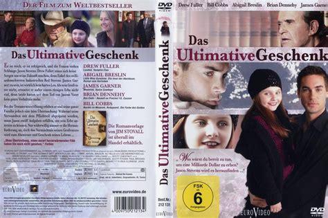 Das Ultimative Geschenk by Das Ultimative Geschenk Dvd Oder Leihen