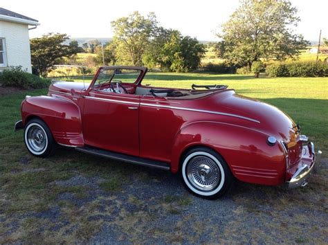 1941 plymouth special deluxe 1941 plymouth special deluxe convertible for sale