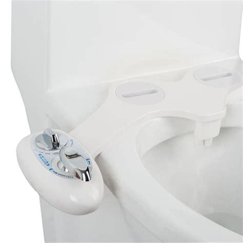 bidet toilet seat attachment fresh water spray manual non electric bidet toilet seat