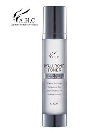 Ahc Hyaluronic Toner 100ml ahc hyaluronic toner 100ml 3 3 oz hyaluronic acid and herb