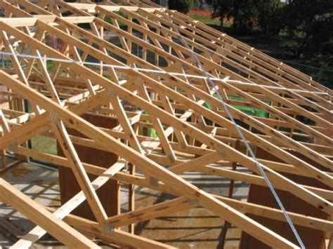 Prefabricated Roof Trusses by Prefabricated Truss Wolofi Com